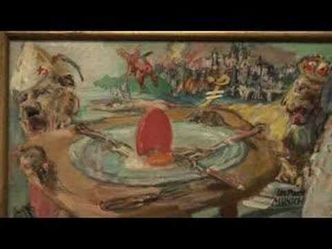 Museum TV  Kokoschka Exile and New Home Albertina Vienna