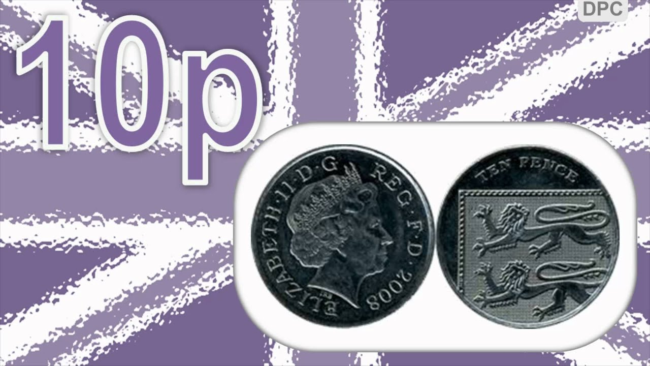 British Pound Sterling Coins Youtube