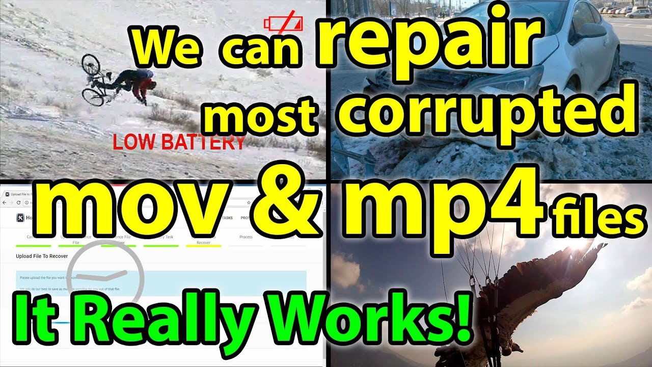 How to Fix Corrupted MP4 Files – The Definitive Guide