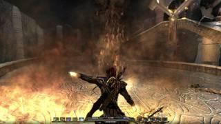 Arcania Gothic 4 - Final boss Xesha - 1080p