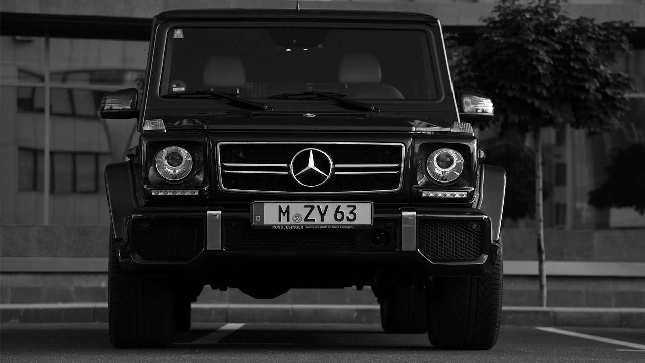 Mercedes g klasse amg youtube for Mercedes a klasse amg interieur