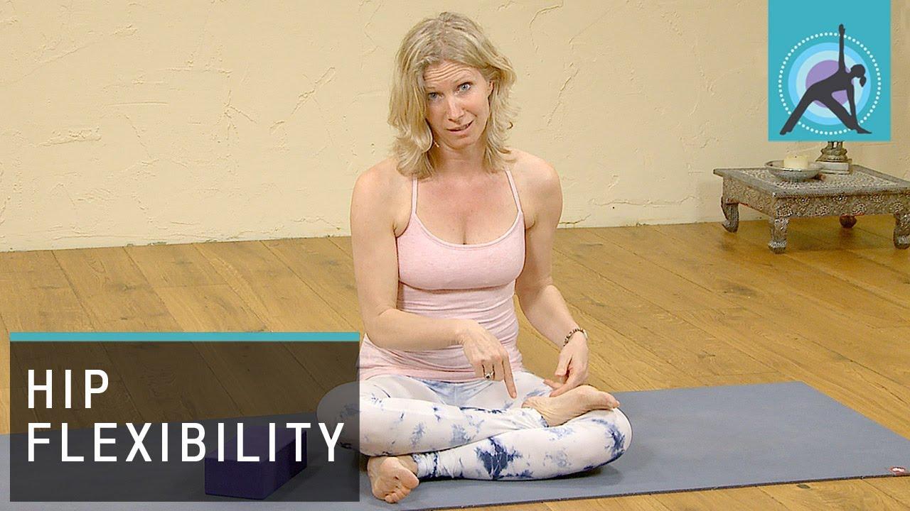 Yoga Stretches to Increase Hip Flexibility