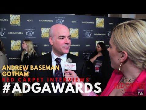 Andrew Baseman #Gotham At The 20th Annual Art Directors Guild Awards #ADGawards