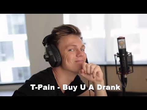 T pain-Buy u a Drank by Conor Maynard (Part 1)