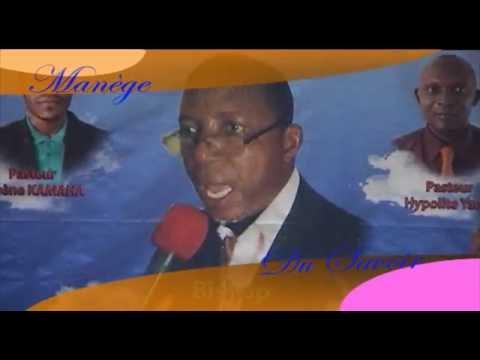 Rv Bishop Albert NWAHAN est l'invité de l'émission MANEGE DU SAVOIR