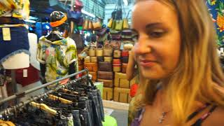 Развратный Тайский рынок на ПХУКЕТЕ! Шокирующие Товары за копейки! ЛАЙФХАК - дешевые продукты! ЦЕНЫ