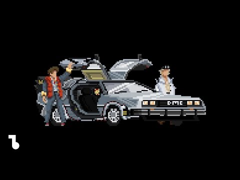 Back To The Future Theme Remix  Bitonal Landscape Free Download
