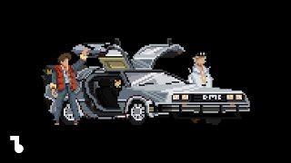Back To The Future Theme Remix 【Free Download】