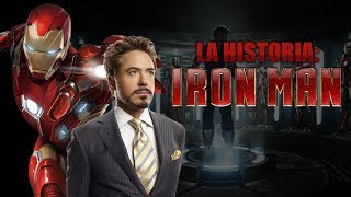 IRON MAN: La Historia I Fedewolf I
