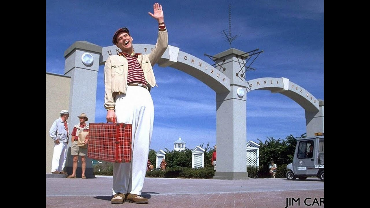 the truman show review