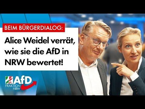Alice Weidel über Markus Wagner und die AfD in NRW!