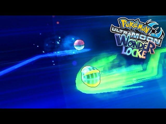 BEAST BALL WONDERTRADE!! [#21] | Pokémon Ultra Sun And Moon Wonderlocke
