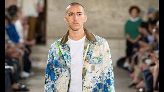 Junya Watanabe Man | Menswear | Spring/Summer 2018 | Paris Fashion Week