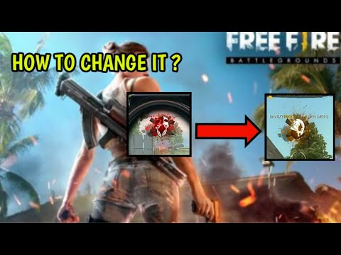 How To Change Kill Icon Free Fire Zig Zag Gaming