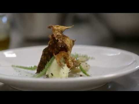 Puree Of Cod, Jerusalem Artichoke, & Smoked Herring With Chefs Gabrielle Hamilton & Antonia Klugmann