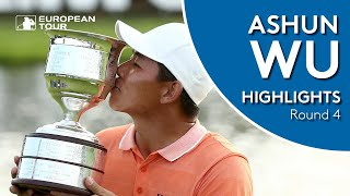 Ashun Wu Final Round Winning Highlights | 2018 KLM Open