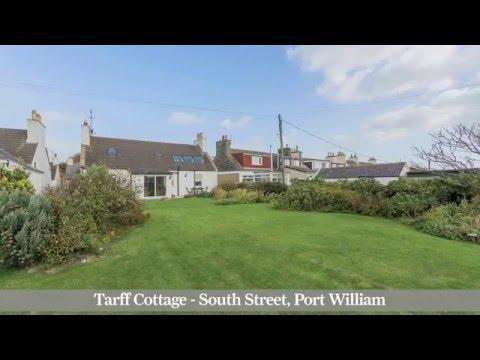 Tarff Cottage, Port William, Dumfries & Galloway