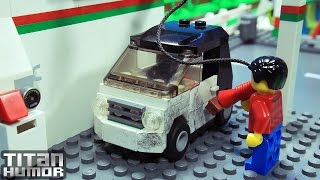 Dirty Lego Builds