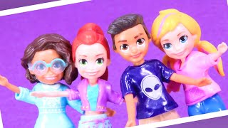 We Are Stronger - Official Music Video 🌈🎵💜Polly Pocket Songs 🌈🎵💜Polly Cartoons for Kids