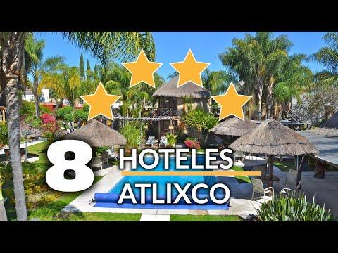 Los Mejores Hoteles 4 Estrellas en Atlixco