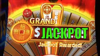★JACKPOT ! HANDPAY ! GRAND AGAIN !!★FORTUNE AGE DELUXE Slot (SG) $2.64 Bet☆彡栗スロ
