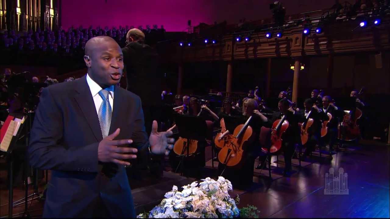 Goin Home With Alex Boyé Mormon Tabernacle Choir Youtube
