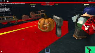 Roblox - Reason 2 Die Remastered - Lord Pumpkin