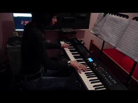 The Cure - Burn - piano cover [HD]