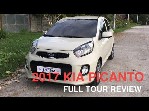 2017 Kia Picanto 1.0 5spd MT FULL TOUR REVIEW