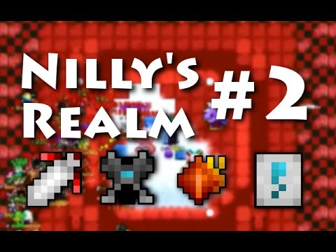 RotMG: Private Server | Nilly's Realm | Loot #2