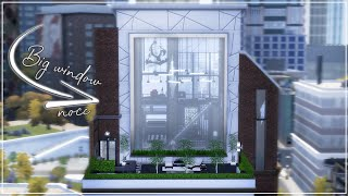📸 MOSCHINO Fashion Penthouse | NoCC | The Sims 4 | Speed Build (Stop Motion)