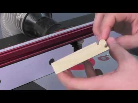 Infinity Cutting Tools - Edge Bead Router Bit Set - YouTube