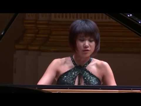"Yuja Wang plays Beethoven: Piano Sonata No. 29 in B-flat, ""Hammerklavier"""