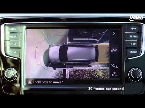 360Vue® 3D: a revolutionary system to see everything around your vehicle