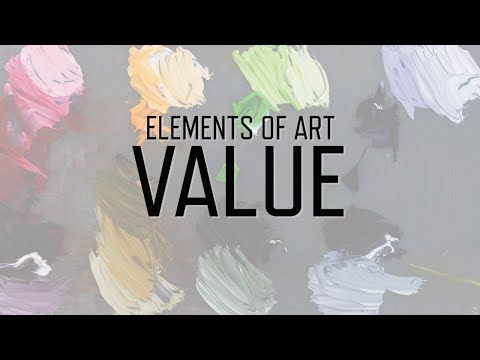 Elements Of Art: Value | KQED Arts