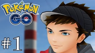 Attrapons-les Tous !!! - Pokemon GO FR #1