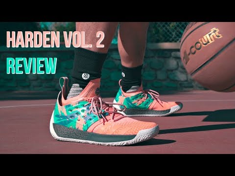 Adidas Harden Vol. 2 Performance Review
