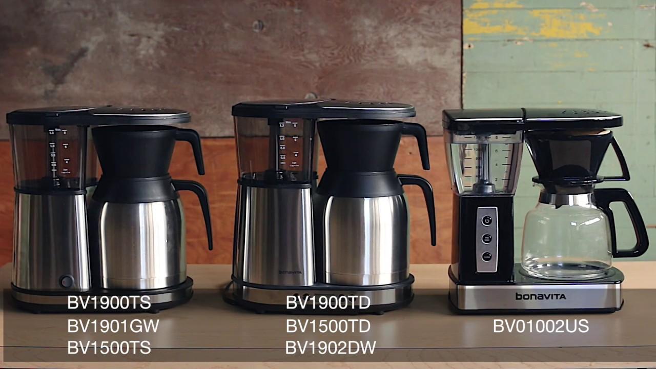 Bonavita Coffee Maker Not Hot : Bonavita Coffee Maker Timer. New Kenmore 12 Cup Coffee Maker Reusable Washable Filter Stainless ...