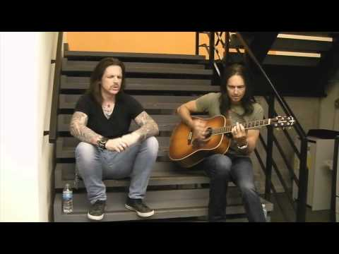 BLACK STAR RIDERS - Someday Salvation (OFFICIAL LIVE ACOUSTIC)