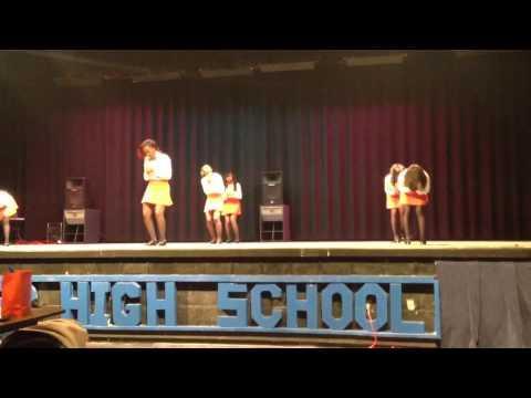 Sweet 16 Step Show Manchester High School 2013