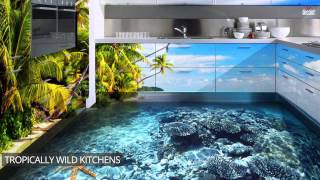 3D Epoxy Flooring: Stunning Work of Art For Your Bathroom
