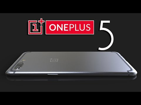 Thumbnail: OnePlus 5 Final Design with Specifications, Most Updated 3D Render on Youtube !!!