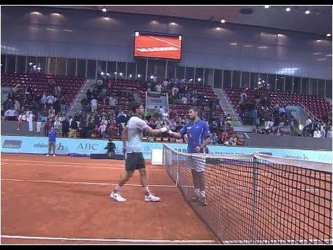 Grigor Dimitrov vs. Stan Wawrinka 6-3, 4-6, 1-6 Mutua Madrid Open (R16) 09.05.2013.