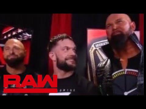 The Bullet Club Reunite: Raw, January 1, 2018