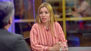 Gabriela Estévez: Alberto y Schiaretti van a dialogar