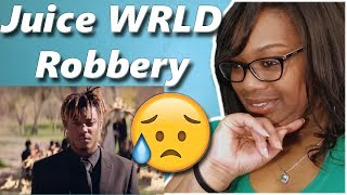Mom reacts to Juice WRLD - Robbery (Dir. by @_ColeBennett_) | Reaction