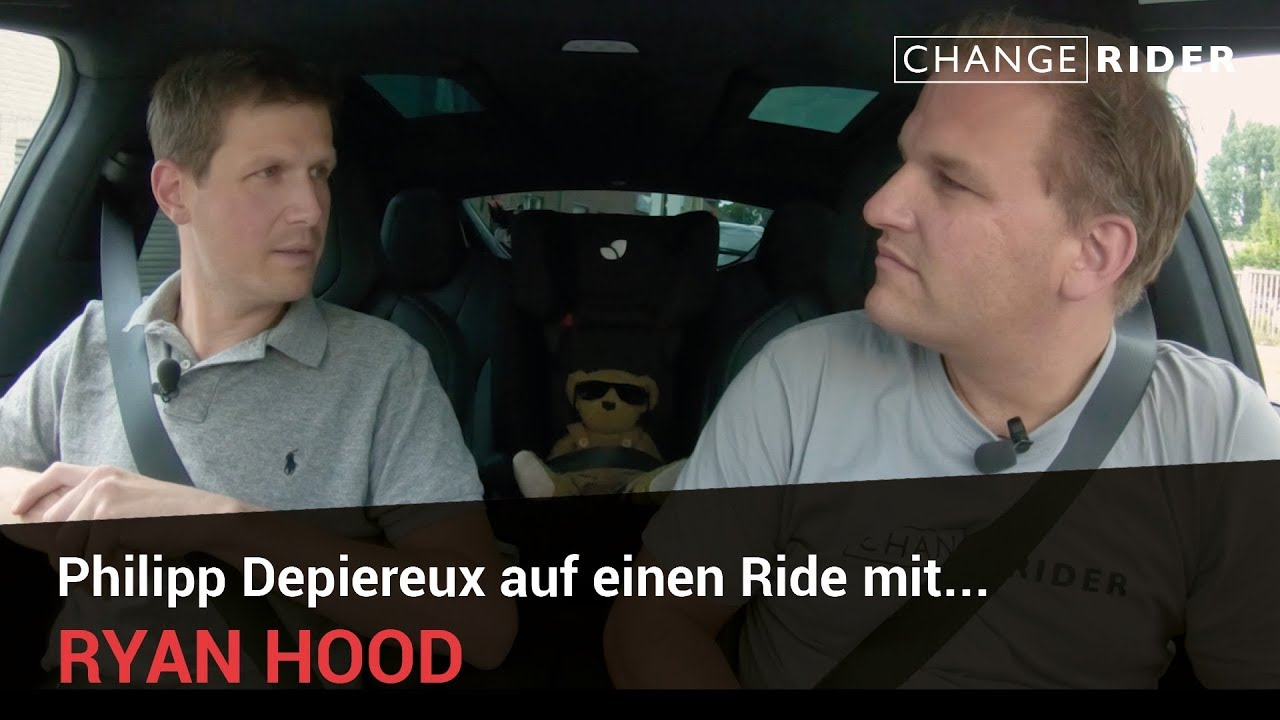 ChangeRider #11 Ryan Hood: Hidden Champion aus der Provinz