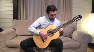 Ф. Конденко - Сарэ патря (Все карты) | Русская семиструнная гитара|Артур Харатян