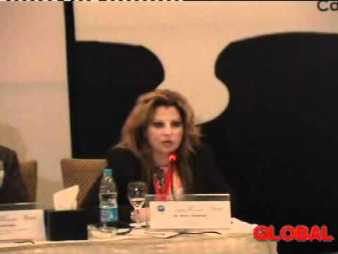 Nancy Maghrabi Chairperson Global Trade Matters Money and Finance VI 2011 Tourism