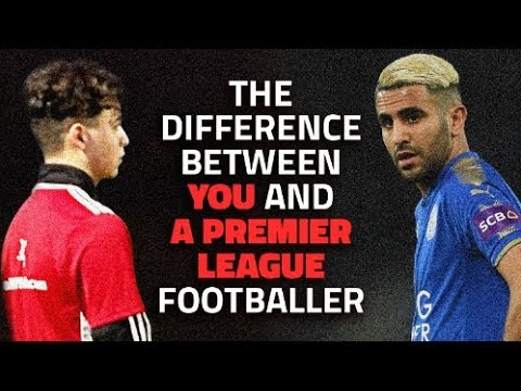 The Difference Between You and a Premier League Footballer | Day 181